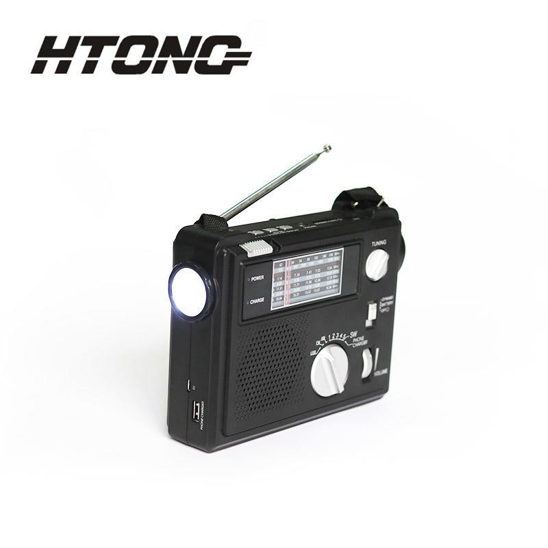 customized best crank radio rechargeable design for indoor-3