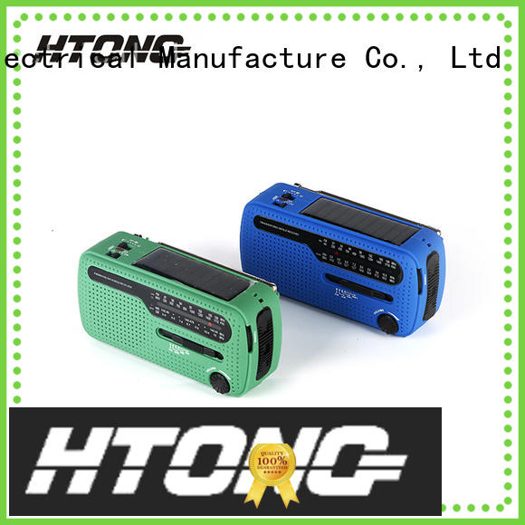 good quality solar radio ht999 from Chinafor hotel