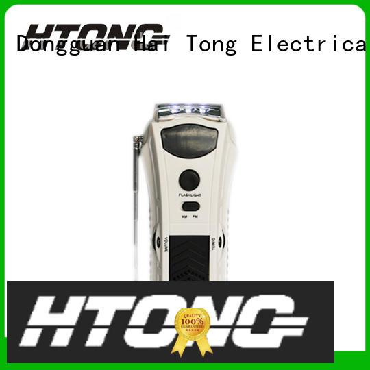Hai Tong sensitivity best crank radio player for home