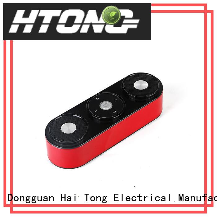 wireless loudest portable bluetooth speaker bass manufacturer for hotel