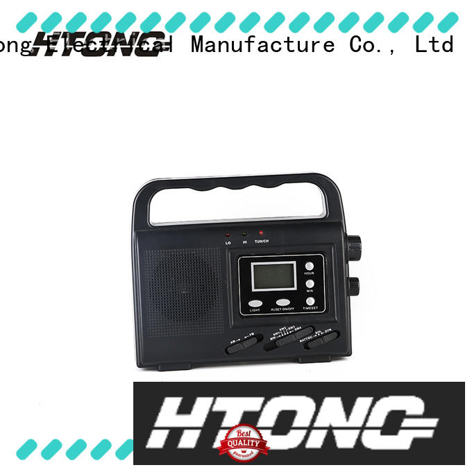 professional best solar powered radio factory price for home