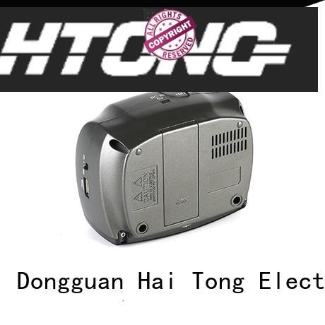 Hai Tong alarm clock radio customized for family
