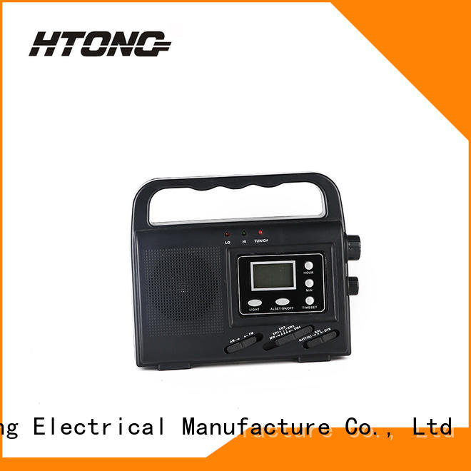 vintage dynamo radio ht888 from China for house