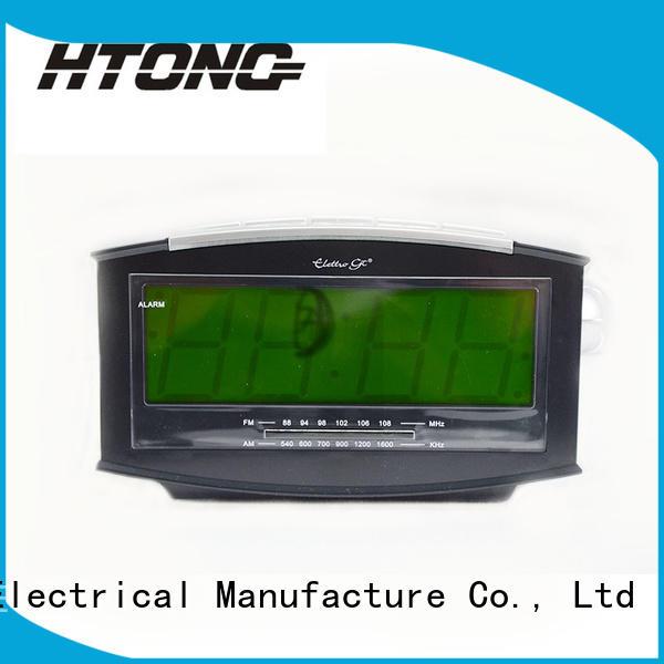 HTong radio radio alarm clock customized for home