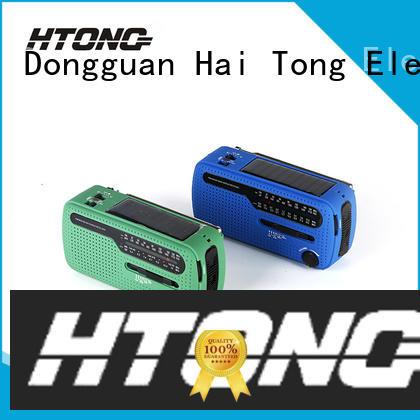 Hai Tong ht998 best solar radio on sale for house