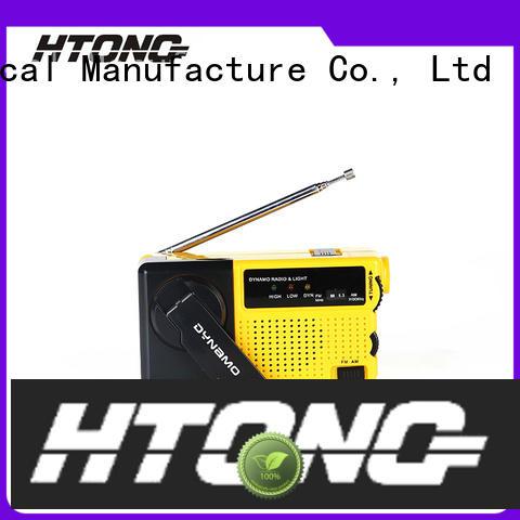 dance emergency crank radio radio player for indoor