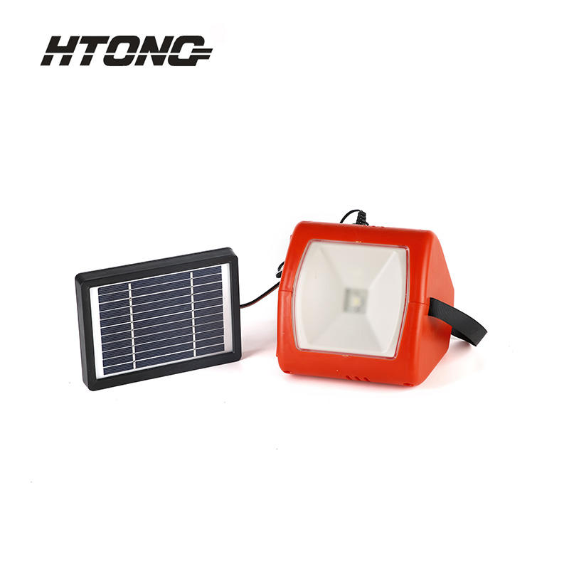 Solar Panel Flood Light Multifunctional Solar Light HT-S300