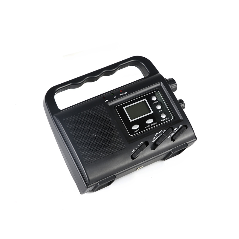 good quality solar emergency radio crank factory price for hotel-4