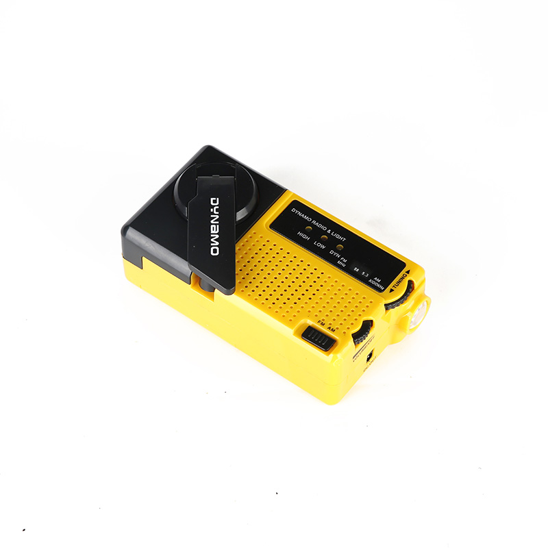 customized crank flashlight radio ht3068 online for home-2