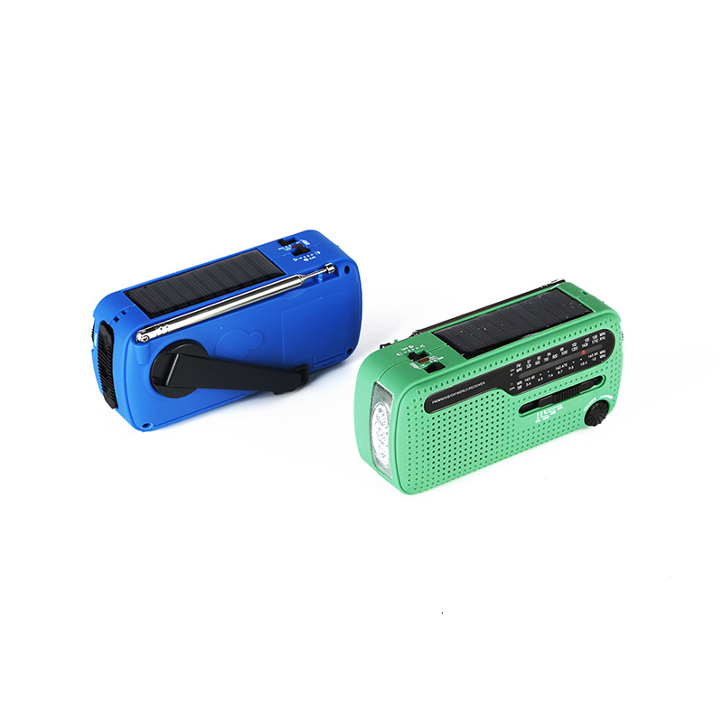 HTong fm solar powered emergency radio from China for house-3
