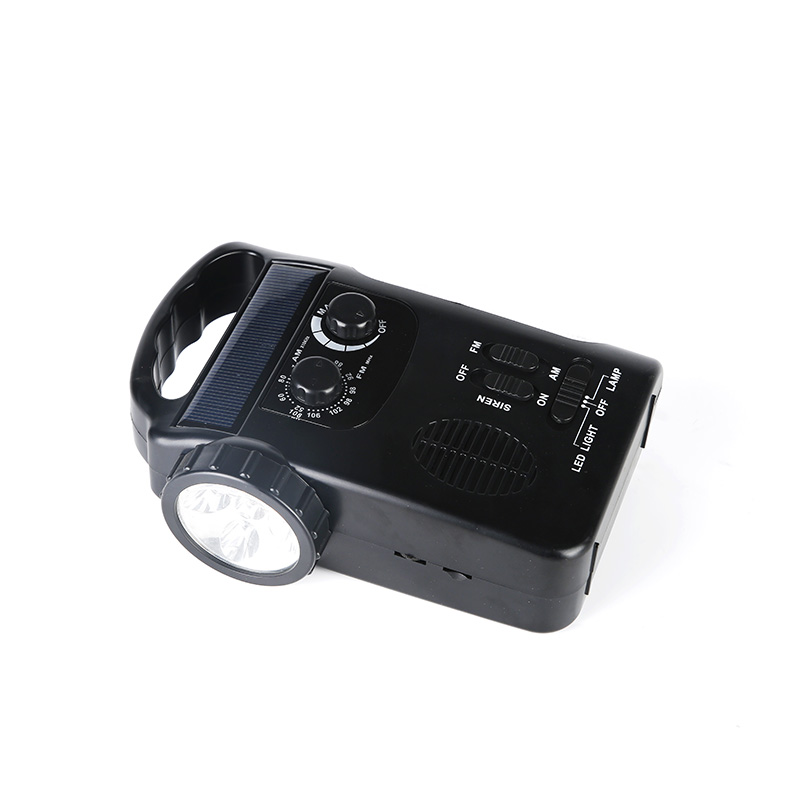 HTong portable solar radio on sale for hotel-1