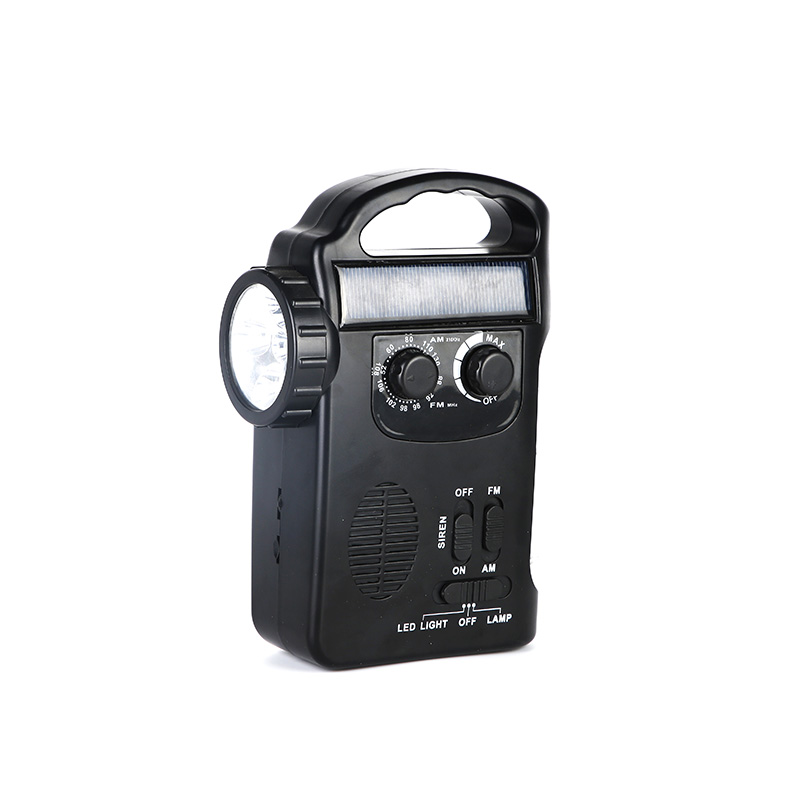 HTong portable solar radio on sale for hotel-2