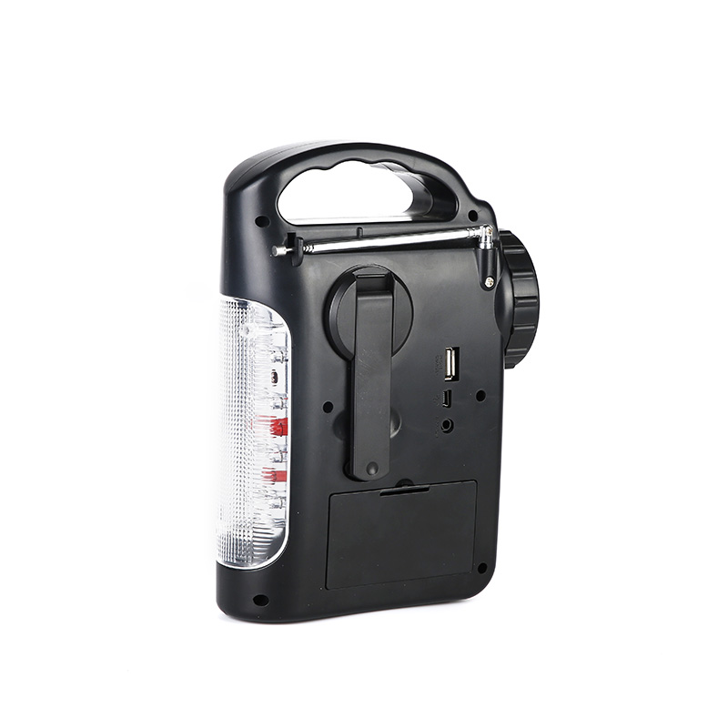 HTong portable solar radio on sale for hotel-3