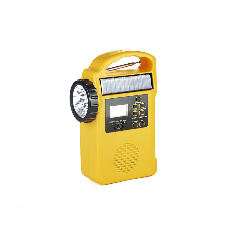 HTong good quality solar crank radio on sale for outdoor-1