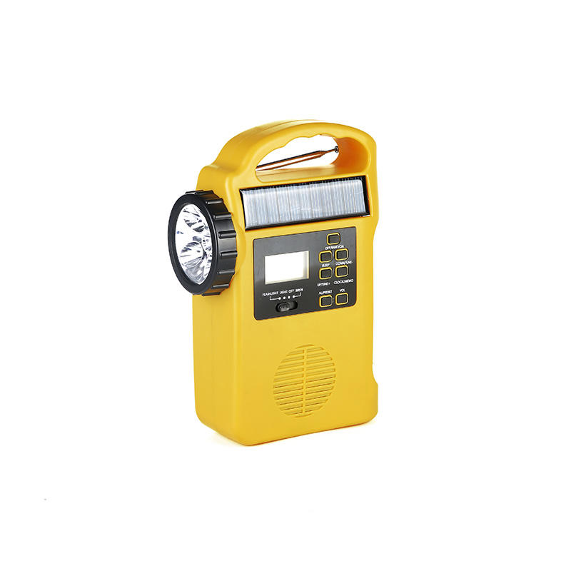 Hai Tong 12v dynamo radio easy to use for outdoor