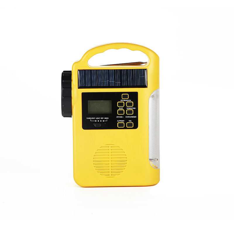 HTong good quality solar crank radio on sale for outdoor-4