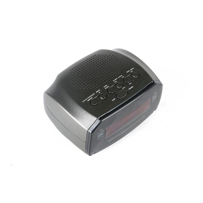 durable digital radio alarm clock ht003 manufacturer for apartment