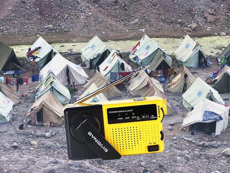 Best Emergency Radio HT-920