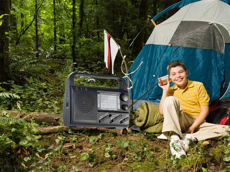 Best Solar Lights For Camping HT-777