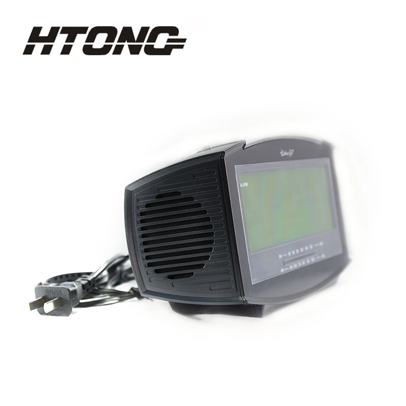 HTong durable clock radio directly sale for apartment-2