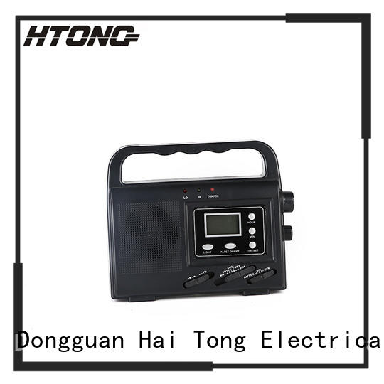 portable solar radio rechargeable on sale for outdoor