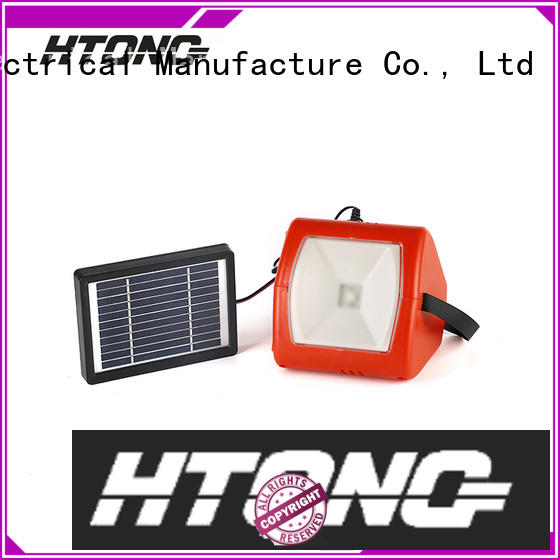 Hai Tong durable solar camping lights supplier for hotel