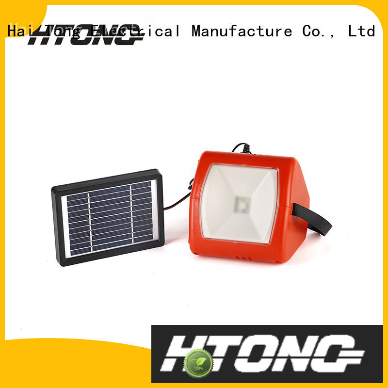 Hai Tong practical solar led outdoor lights flood for indoor