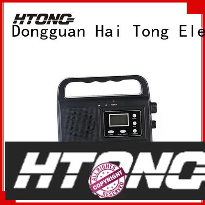 Hai Tong good quality emergency radio from China for home