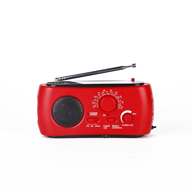 Hai Tong good quality dynamo radio from China for hotel-1