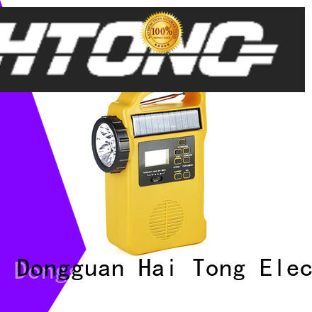 Hai Tong bright dynamo radio on sale for outdoor