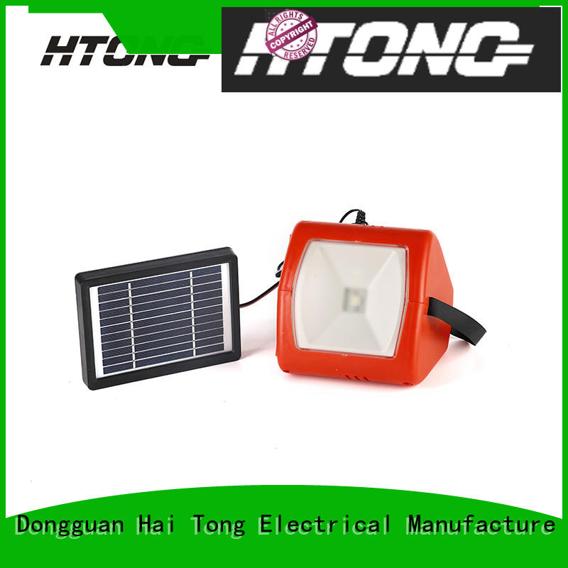 Hai Tong stable multifunctional solar light supplier for family banquet