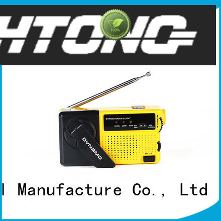 Hai Tong band best crank radio player for home