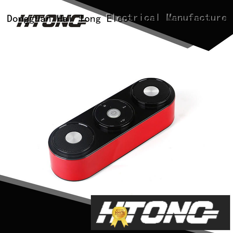 Hai Tong portable loudest portable bluetooth speaker ht400 for indoor