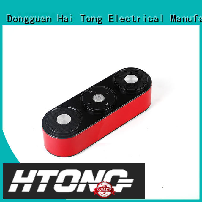 Hai Tong mini bluetooth speaker directly price for home