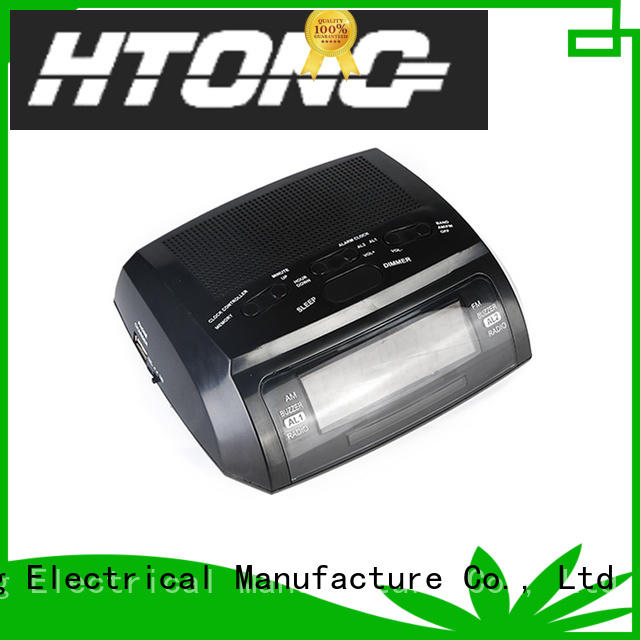 Hai Tong quality clock radio series for hotel