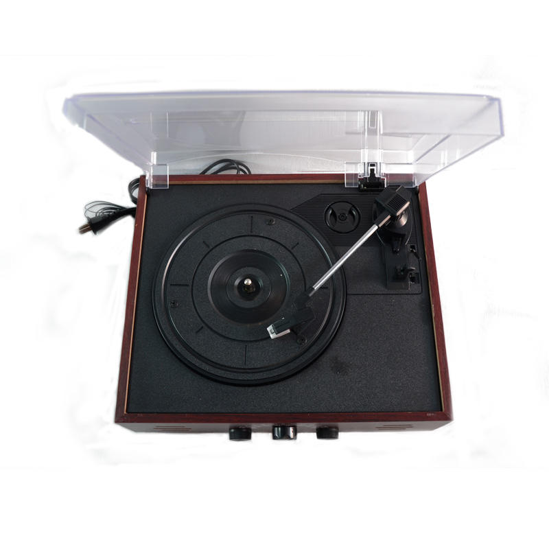 Hai Tong sdcard antique wooden gramophone supplier for indoor-3