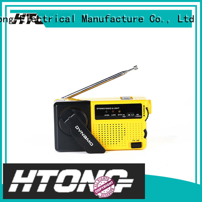 Hai Tong digital crank radio online for home