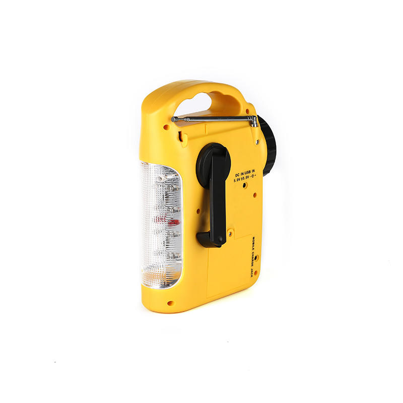 Hai Tong 12v dynamo radio easy to use for outdoor-2