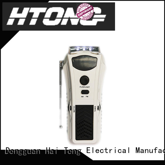 Hai Tong emisoras de emergency crank radio design for family banquet