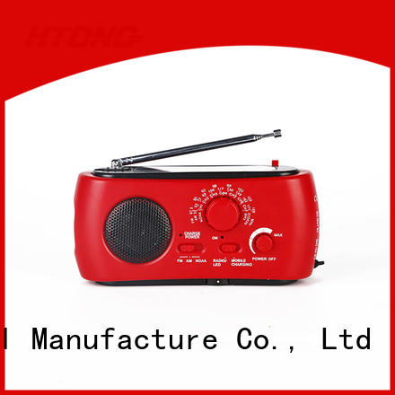 simple solar emergency radio led from China for house