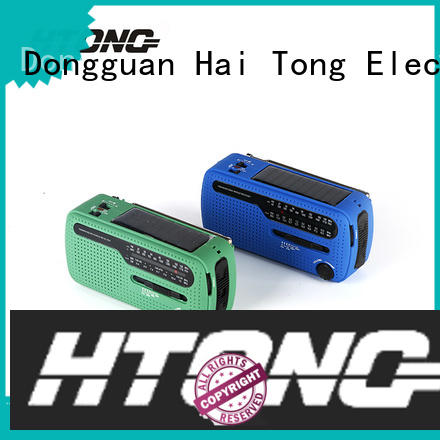Hai Tong good quality solar radio factory price for home