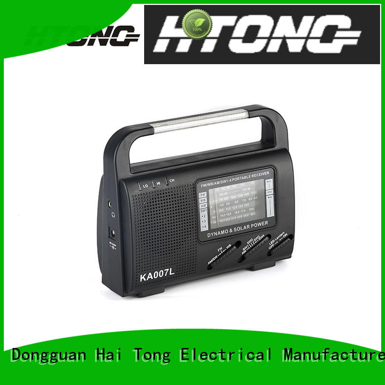 portable best emergency radio ht777 promotion for house