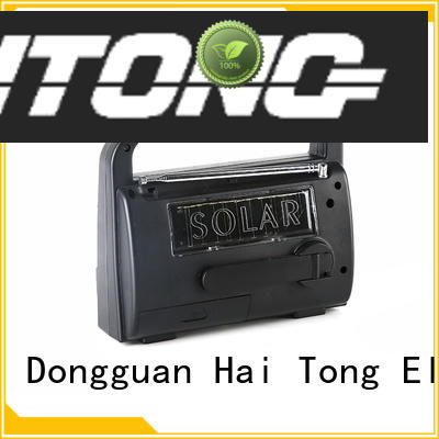 Hai Tong camping emergency radio easy to use for home