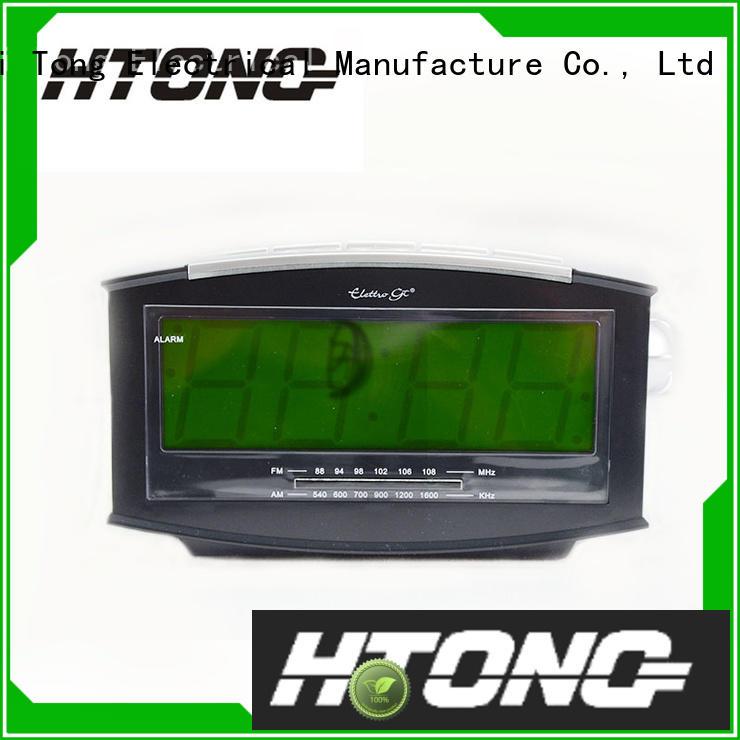 Hai Tong reliable am fm clock radio series for apartment