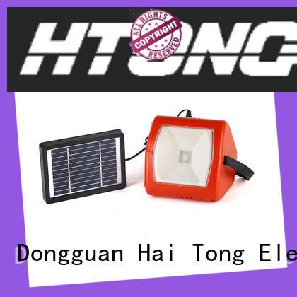 hts300 solar camping lights supplier for family banquet Hai Tong