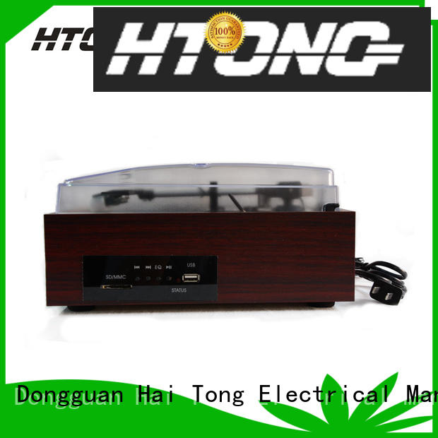 Hai Tong good quality antique gramophone design for family banquet