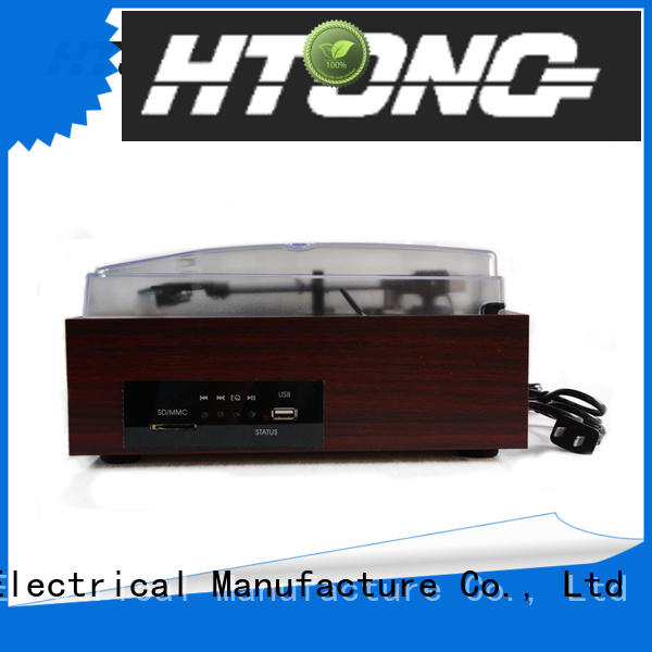 Hai Tong romantic antique gramophone promotion for hotel