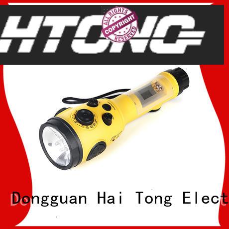 Hai Tong long lasting best crank radio design for hotel