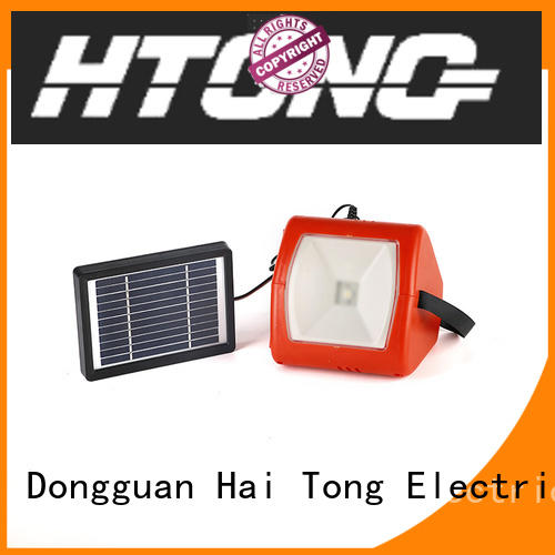 Hai Tong stable solar powered lights supplier for hotel