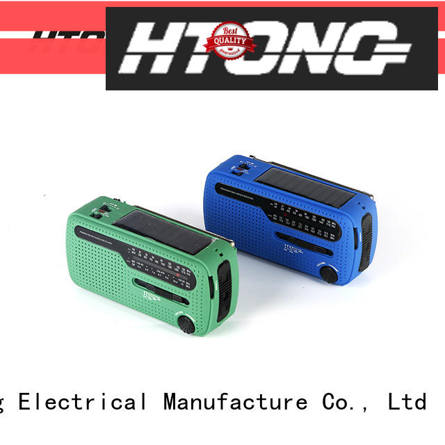 professional dynamo radio solar from China for outdoor